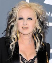 Cyndi Lauper Hairstyle