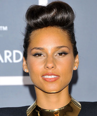 Alicia Keys Hairstyle