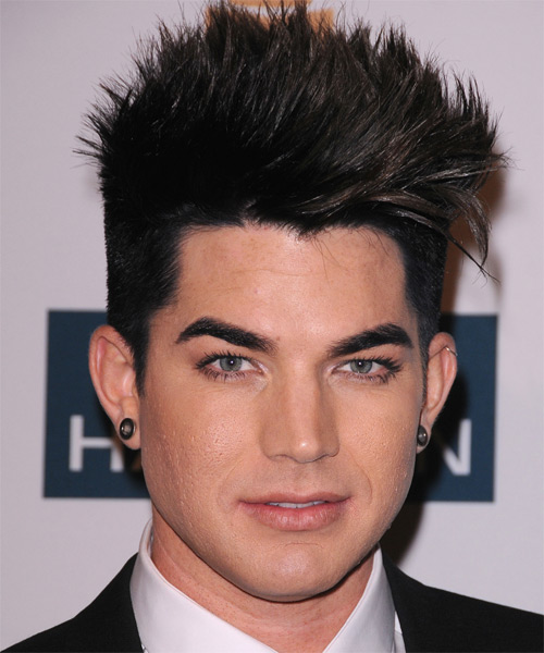 Sensational Adam Lambert Hairstyles For 2017 Celebrity Hairstyles By Short Hairstyles For Black Women Fulllsitofus