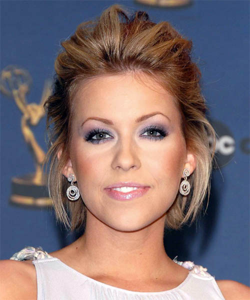 Farah Fath Hairstyle. Farah's hair looks great at the 3rd Annual Daytime