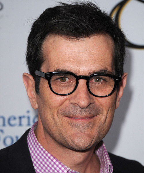 Ty Burrell  - Formal Short Straight Hairstyle