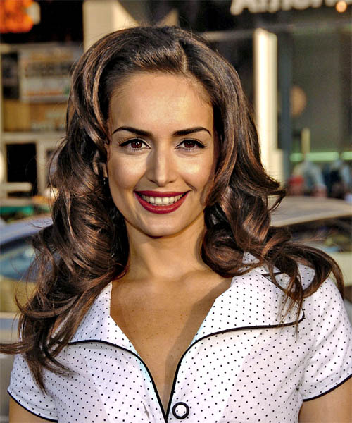 Ana De La Reguera Hairstyles | Hairstyles, Celebrity Hair Styles and