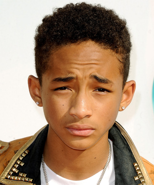 Jaden Smith -  Hairstyle