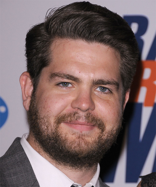 Jack Osbourne Short Straight Hairstyle - Dark Brunette