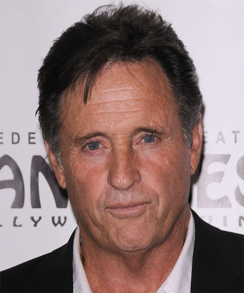 Robert Hays  Short Straight Hairstyle - Dark Brunette