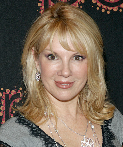 Ramona - Casual Medium Straight Hairstyle