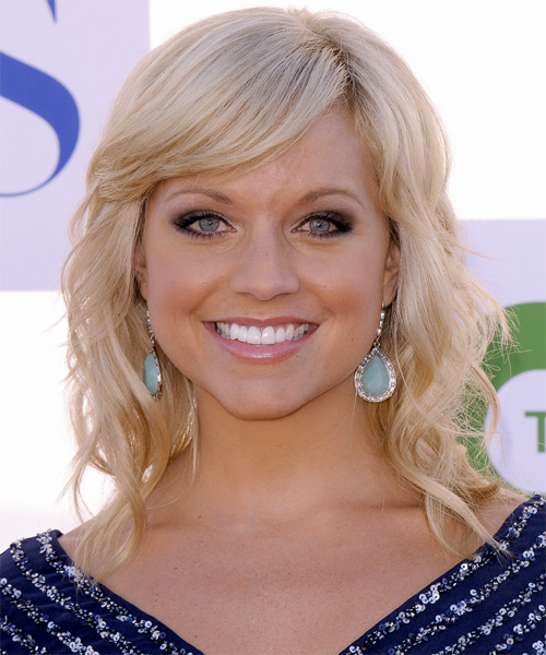 Tiffany Coyne -  Hairstyle