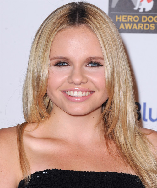 Alli Simpson -  Hairstyle
