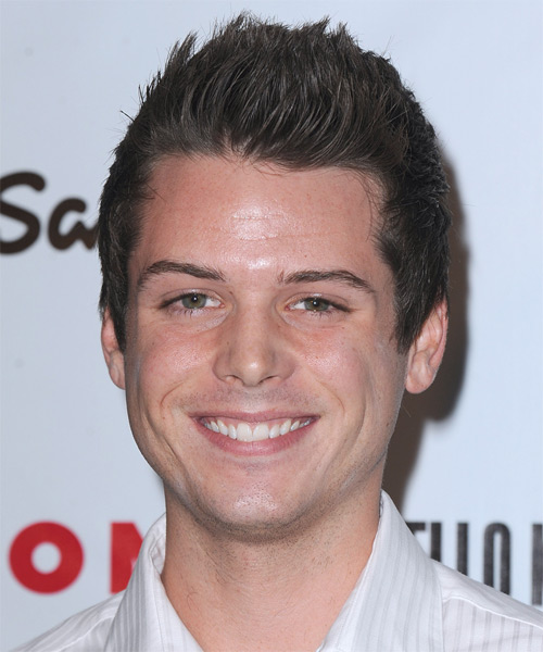 Drew Osborne - Casual Short Straight Hairstyle