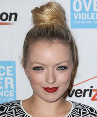 Francesca Eastwood Hairstyle