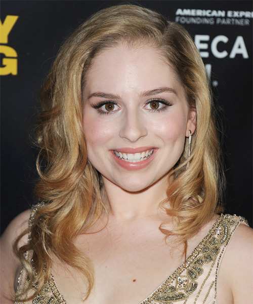Allie Grant - Formal Long Wavy Hairstyle