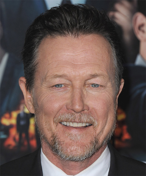 Robert Patrick Short Straight Hairstyle - Dark Brunette