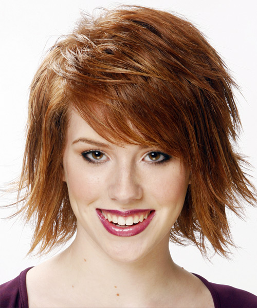 Excellent The Shag Haircut Hairstyles Thehairstyler Com Short Hairstyles For Black Women Fulllsitofus