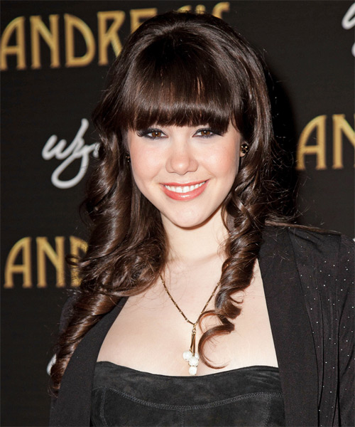 Claire Sinclair -  Hairstyle