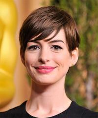 Anne Hathaway - Straight
