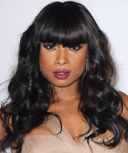 Jennifer Hudson Wavy Formal