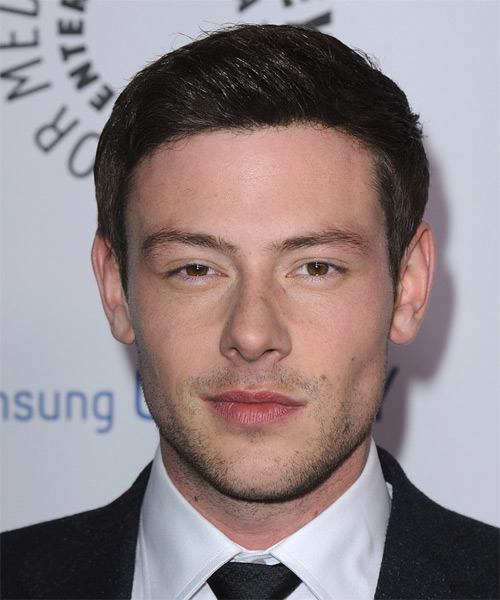 Corey Monteith Short Straight Formal