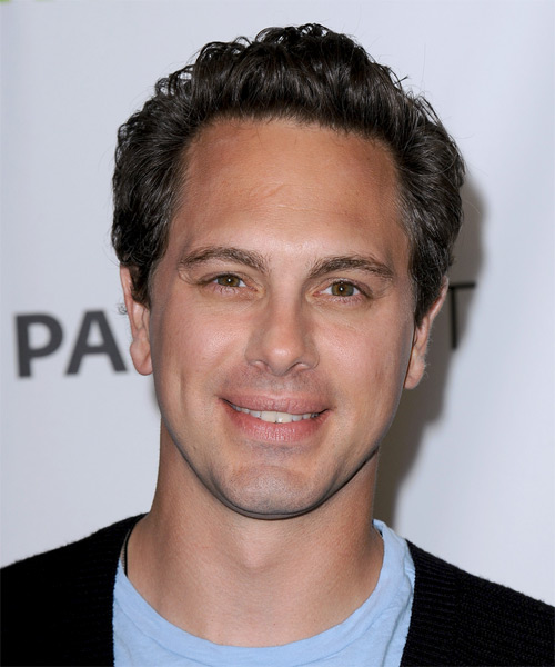 Thomas Sadoski Short Straight Hairstyle