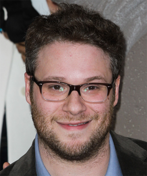 Seth Rogen  -  Hairstyle