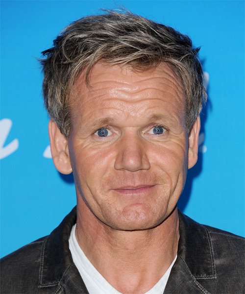 Gordon Ramsay Short Straight