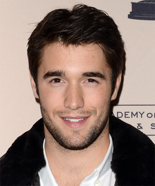 Joshua Bowman - Casual Short Straight Hairstyle