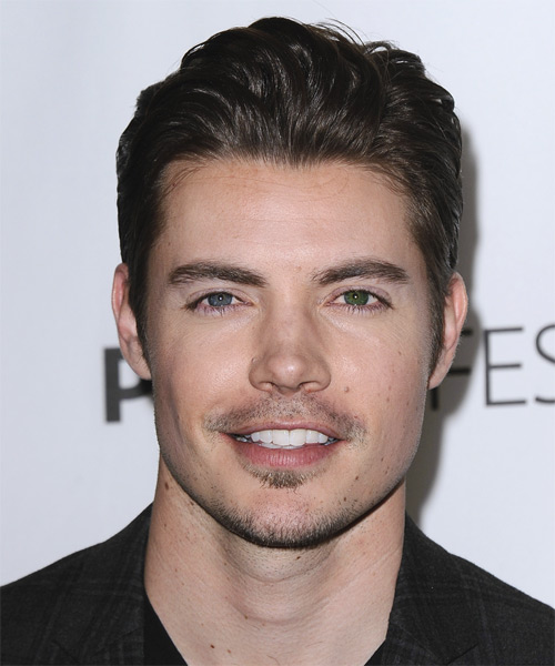 Josh Henderson Short Straight Formal Hairstyle
