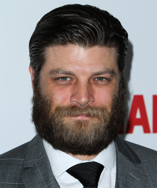 Jay R Ferguson Short Straight Formal Hairstyle