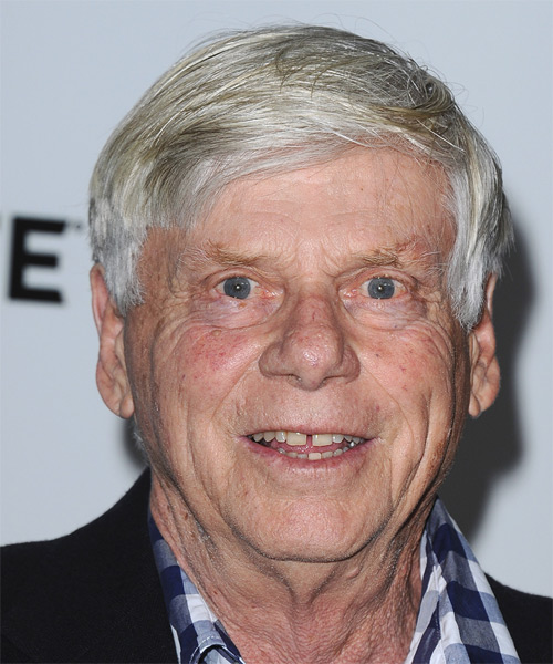 Robert Morse Short Straight Hairstyle