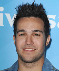 Pete Wentz - Short Straight Casual