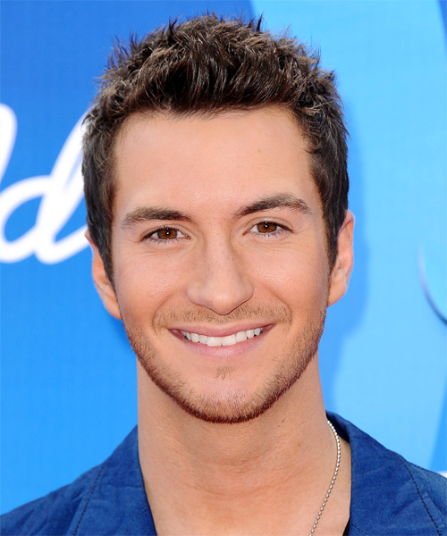 Paul Jolley -  Hairstyle