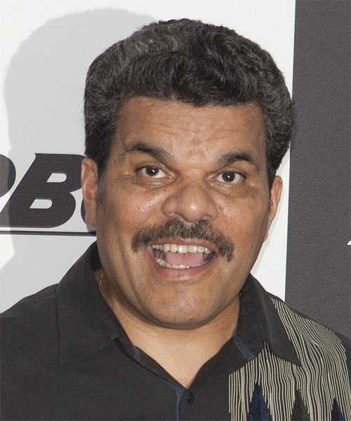 Luis Guzman Short Wavy Formal Hairstyle