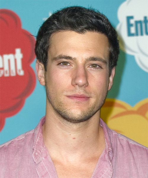 Drew Roy Short Straight Casual Hairstyle