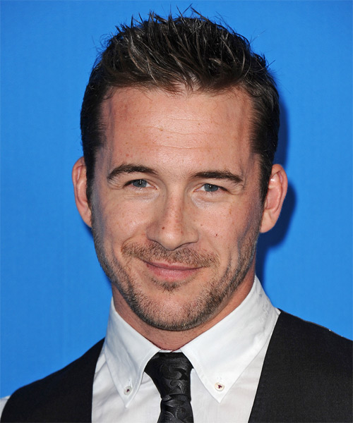 Barry Sloane -  Hairstyle