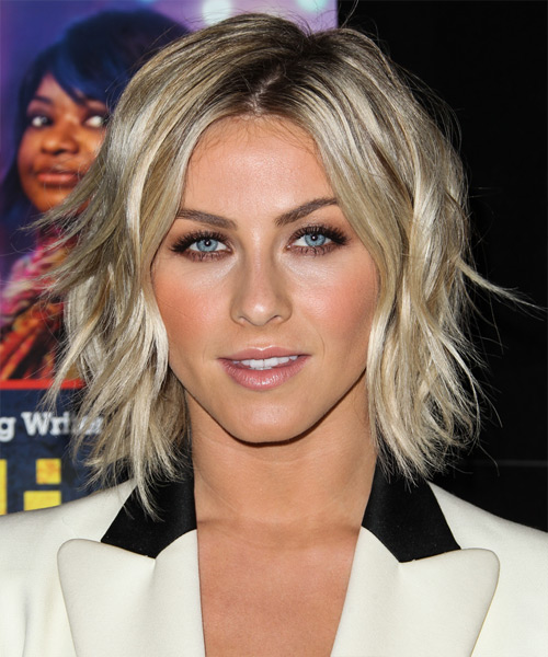 Julianne Hough Medium Straight Casual