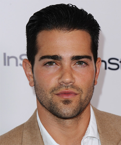 Jesse Metcalfe Short Straight Hairstyle
