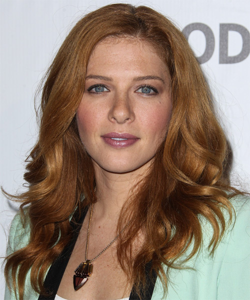 Rachelle Lefevre Long Straight Hairstyle