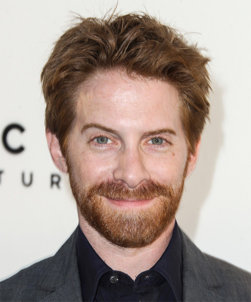 Seth Green Short Straight Hairstyle