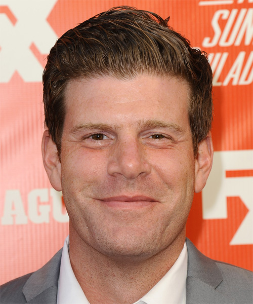 Stephen Rannazzisi Short Straight Hairstyle