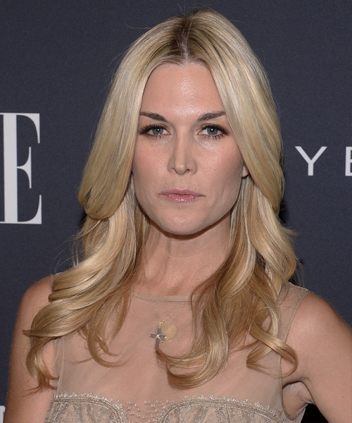 Tinsley Mortimer Long Wavy Formal Hairstyle