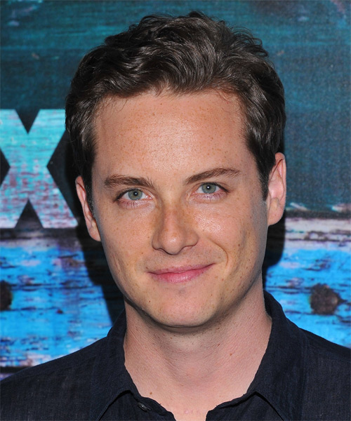 Jesse Lee Soffer Short Wavy Hairstyle