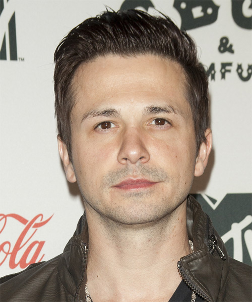 Freddy Rodriguez Short Straight Hairstyle