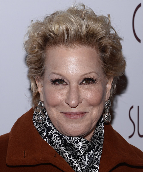 Bette Midler -  Hairstyle