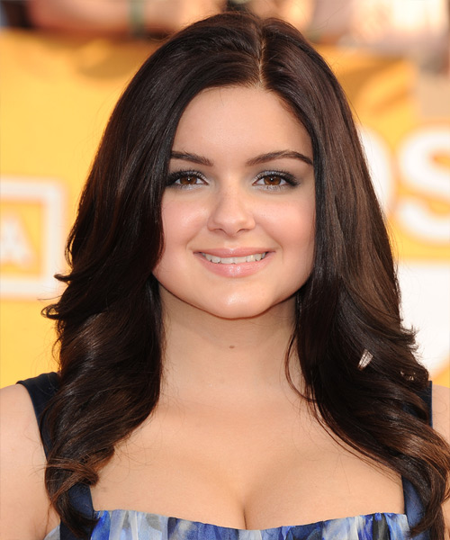 Ariel Winter Wavy Formal