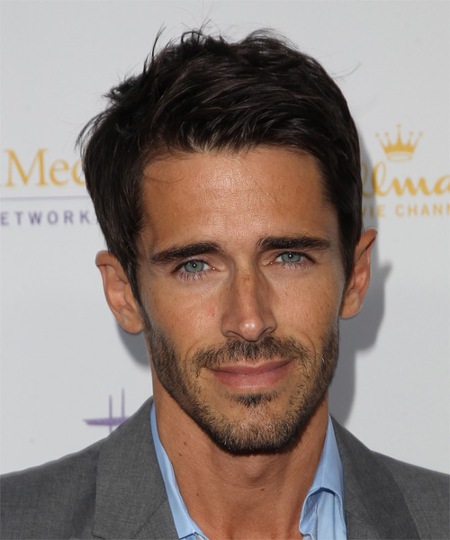 Brandon Beemer Short Straight Hairstyle