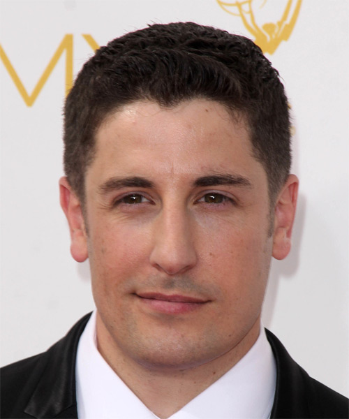 Jason Biggs Short Straight Casual  - Dark Brunette (Mocha)