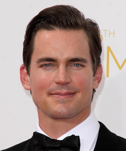 Matt Bomer Short Straight Formal Wedding