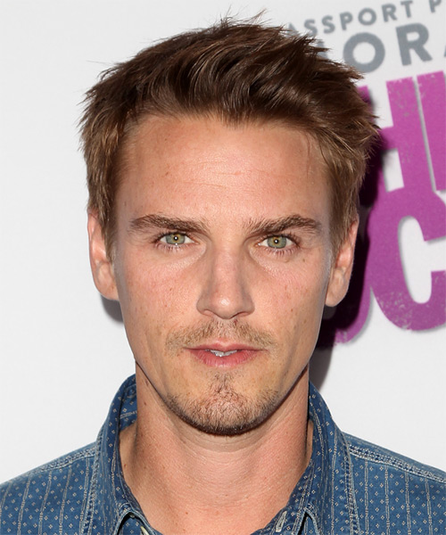 Riley Smith Short Straight Casual  - Medium Brunette