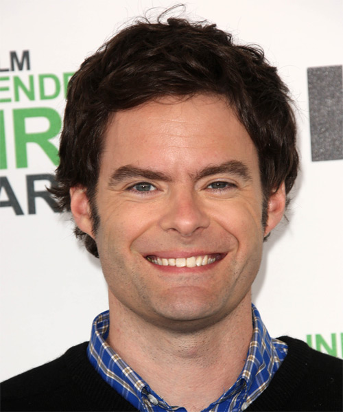 Bill Hader Short Straight Casual
