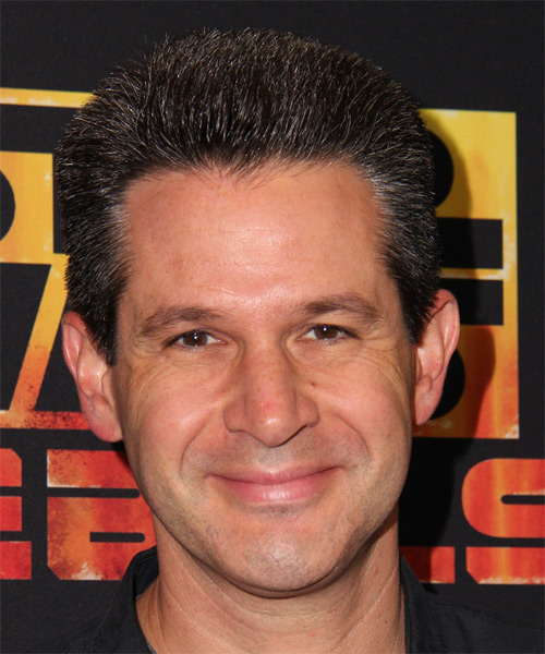 Simon Kinberg Short Straight Casual