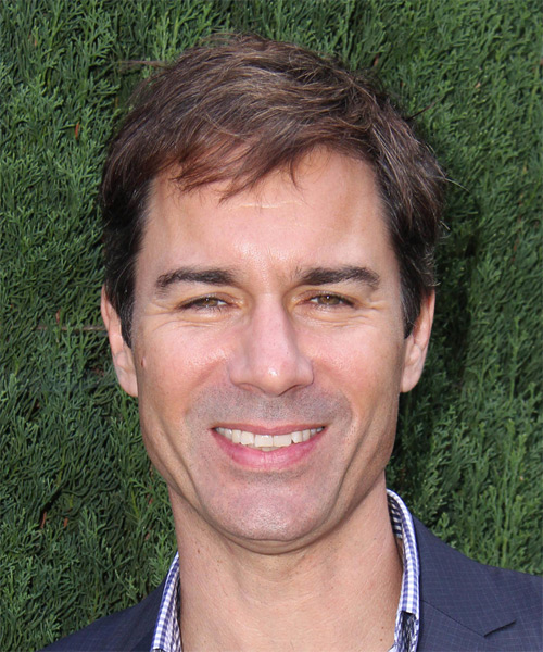 Eric McCormack Short Straight Casual
